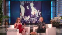 Dancing and Spanking: Jessica Chastain Breaks Down Her Onstage Moment With Madonna