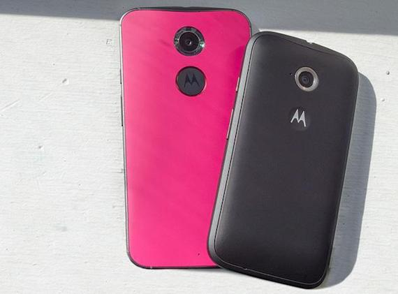 Buy the Moto X Pure Edition, get a free Moto E