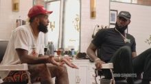 Odell Beckham Jr. and LeBron James discuss double standard for black athletes