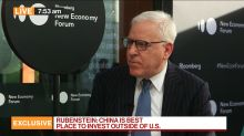 Carlyle's Rubenstein Says China Is Best Place to Invest Outside of U.S.