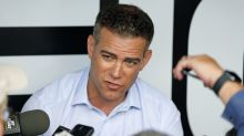 Theo Epstein has a new job — in the MLB commissioner's office