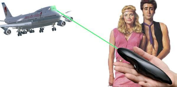 Record number of aircraft 'laser events' gives us one more reason to hate LA