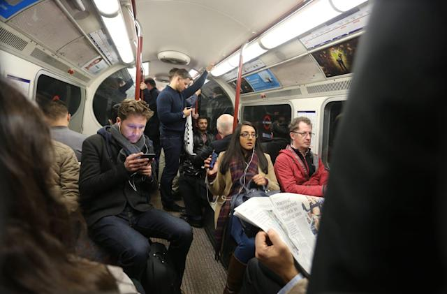 The only thing stopping 4G on the Tube is finding someone to deliver it