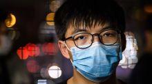 """Hongkong: """"Am Ende sitzt man in Peking im Gefängnis"""""""