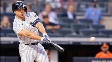 Yankees score baker's dozen against Orioles