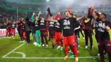 Frankfurt in German Cup final after Gladbach shootout win