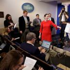 Key White House deputy press secretary to leave for private sector