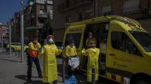 Initiative in Barcelona: Covid-19-Patienten im Luxushotel