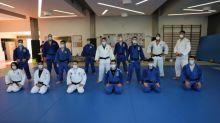 Após testes de COVID-19, Seleção de judô faz primeiro treino em Portugal