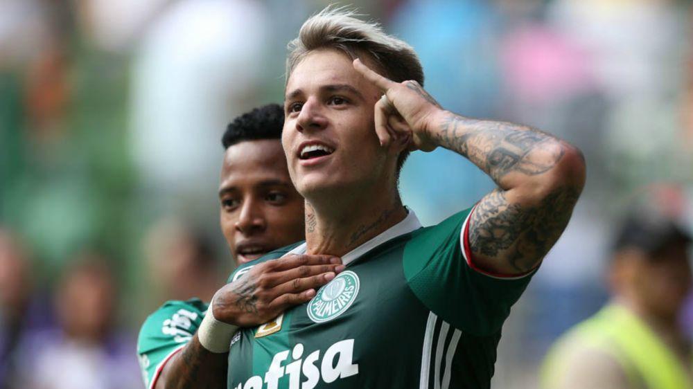Se sair, Róger Guedes fará falta para o Palmeiras de Cuca