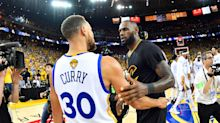 LeBron James, Chris Paul and other NBA players call out President Trump, defend Steph Curry