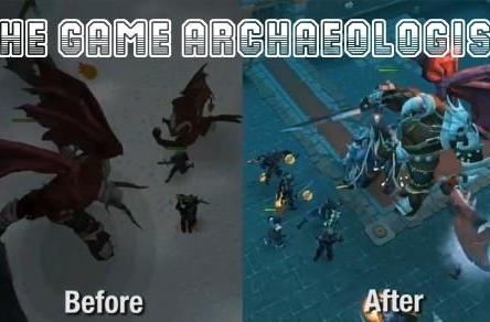The Game Archaeologist: Classic servers and you