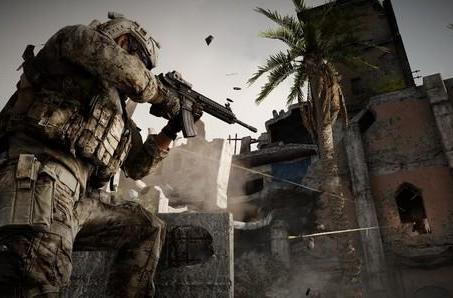 Confusion of war in Medal of Honor: Warfighter's multiplayer