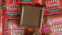Dunkin' Donuts Is Coming Out With Candy