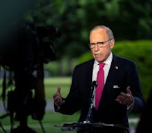 Kudlow said he 'spoke out of turn' when saying unemployment benefits can only be extended by Congress