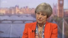 Theresa May rules out increase to VAT before 2022 but not hikes to income tax and National Insurance prompting fears of tax raid on higher earners