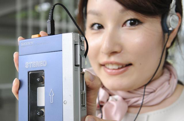 Share your favorite memories of the original Walkman