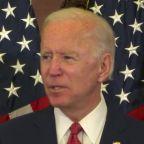 Joe Biden pitches major changes to police tactics