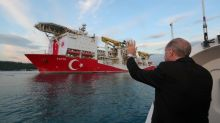 Turkey touts past maritime conquests ahead of talks on Mediterranean dispute