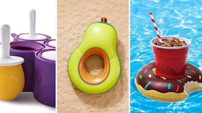 Tiki bars, mini pool floats and 7 other brilliant hot weather buys