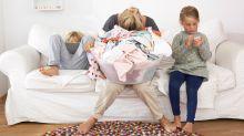 Studie zeigt: Mütter haben eine 98-Stunden-Woche!