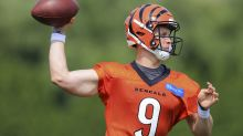 Burrow is ready to go, but Bengals will be cautious