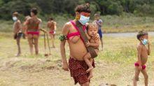 La fiebre del oro reabre las heridas de la tierra Yanomami
