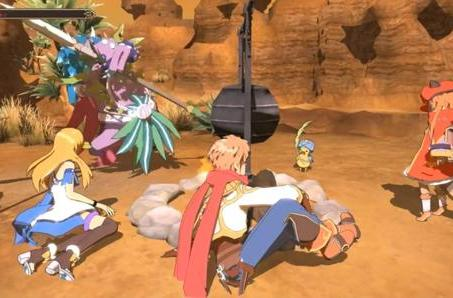 Peria Chronicles is a Korean sandbox thing with player-created quests