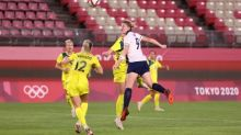 Mary Fowler and Sam Kerr star as rampant Australia send Team GB home