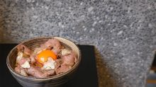 【大坑美食】割烹料理店A4和牛丼只賣$158!平價版單點懷石料理?