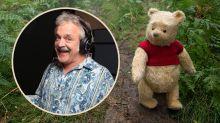 Jim Cummings, voice of Pooh, didn't meet his 'Christopher Robin' co-star Ewan McGregor until the premiere