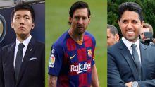 Messi se va de Barcelona. China, Qatar, Emiratos y Estados Unidos: la otra batalla detrás del posible destino