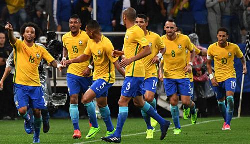 International: FIFA-Weltrangliste: Brasilien nach sieben Jahren wieder vorn