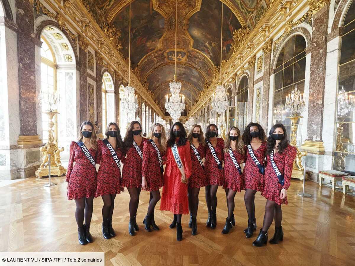 Miss France 2021 : les 29 candidates très gâtées ...