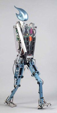 Flame is the world's most advanced -- and Dutch -- walking robot