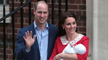 Photos of the New Royal Baby