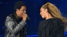Beyoncé and JAY-Z Host World Cup Final Viewing Party at Paris Show