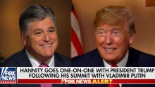 Hannity to Trump following Putin press conference: 'You were very strong'
