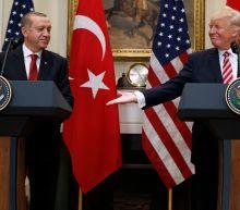 'A big fan': Trump welcomes Turkey's Erdogan despite bipartisan concern over Syria attack