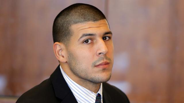 Raw: Aaron Hernandez Pleads Not Guilty