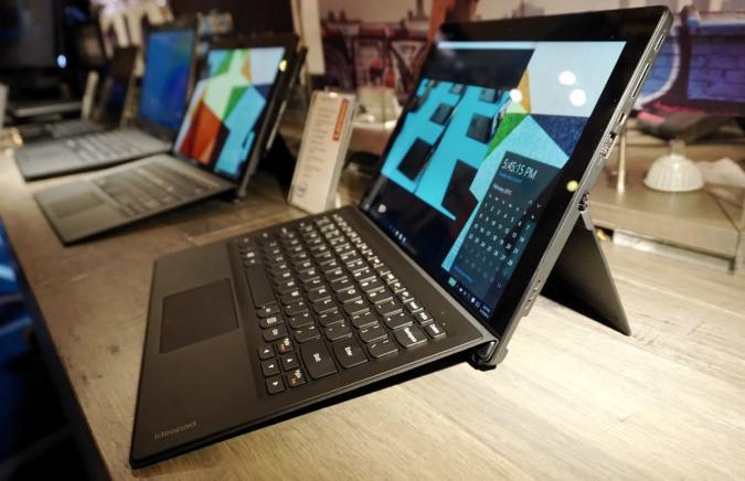 The Miix 700 is Lenovo's Surface killer