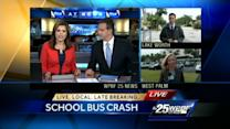 School bus accident injures 3 students