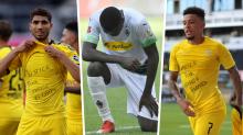 Bundesliga protesters 'deserve applause, not punishment', says FIFA president Infantino