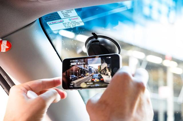 Nexar's dashcam app is free, but at the cost of your data
