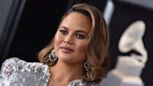 Chrissy Teigen talks breast surgery considerations: 'This is not the way I want to die, in boob surgery.'