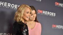 Lola Consuelos Doesn't Want Her Mom Posting Naked Pics Like Gwyneth Paltrow