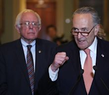 Stimulus 'vote-a-rama' stalls out in the Senate over clash on unemployment benefits in relief package