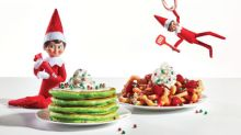 IHOP® Partners With The Elf on the Shelf® to Create a Magical Limited Time Menu, Available at Restaurants Nationwide