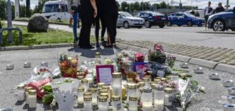 Outcry in Sweden after stray bullet kills girl, 12
