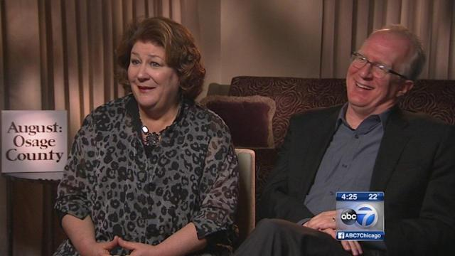 'Osage County' launched at Steppenwolf